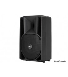 "RCF 10"" SELFPOWERED SPEAKERS"