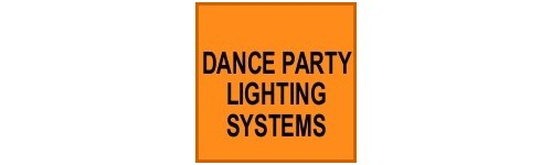 DANCE PARTY LIGHTING SYSTEMS