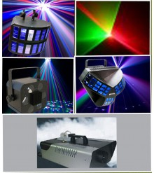 Party Lighting Combo 3