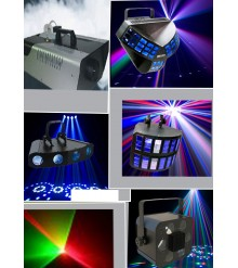 Party Lighting Combo 4