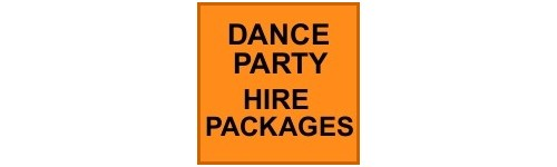 DANCE PARTY PACKAGES