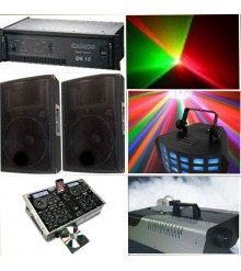 Party Sound and Lighting combo 2