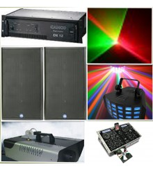 Party Sound and Lighting combo 3