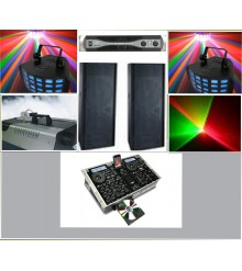 Party Sound and Lighting combo 4