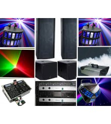 Party Sound and Lighting combo 5