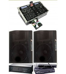WEDDING CEREMONY SOUND SYSTEM
